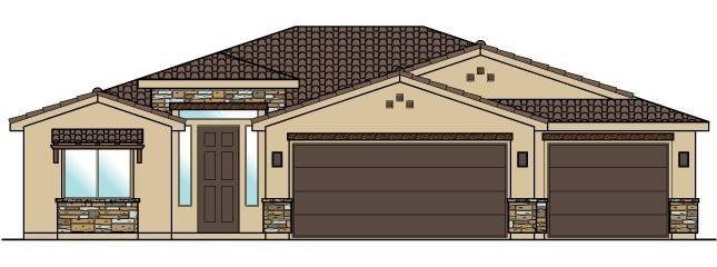 Single Family for sales at Tupelo Estates - Plan 1660 619 S Bluff Street St. George, Utah 84770 United States