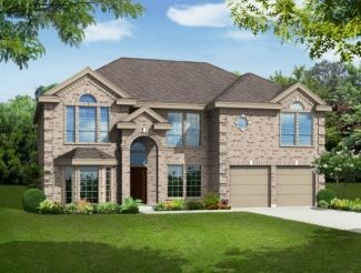 Single Family for sales at Bankston Meadows - Hillcrest W/Media 1200 Genesis Drive Mansfield, Texas 76063 United States