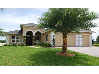 Single Family for sales at Spyglass - Gulfstream Grande 674 Fieldstone Ranch Square Vero Beach, Florida 32967 United States