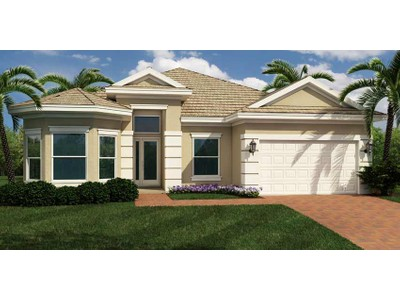 Single Family for sales at Riverwind - Cimarron 1121 Riverwind Circle Vero Beach, Florida 32967 United States