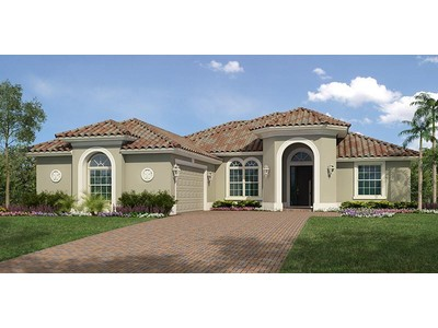 Single Family for sales at South Lakes - Tacoma 1090 Southlakes Way Sw Vero Beach, Florida 32967 United States