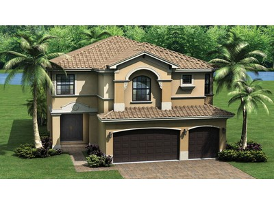 Single Family for sales at Marbella Isles - Shiraz Riverstone Models And Sales Center Naples, Florida 34119 United States