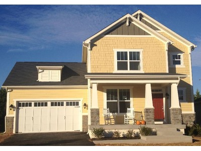 Single Family for sales at Tuscarora Creek - The Baker 2031 Butterfield Overlook Frederick, Maryland 21702 United States