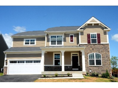 Single Family for sales at Tuscarora Creek - The Rosemont 2031 Butterfield Overlook Frederick, Maryland 21702 United States