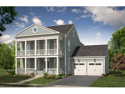 Single Family for sales at Willowsford Heritage Series - Bayley Ii 41127 Willowsford Lane Aldie, Virginia 20105 United States