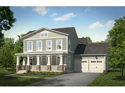 Single Family for sales at Willowsford Heritage Series - Addison Ii 41127 Willowsford Lane Aldie, Virginia 20105 United States