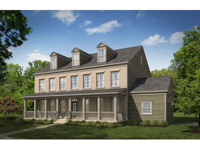 Single Family for sales at Willowsford Vintage Series - Farleigh Ii 41223 Willowsford Lane Aldie, Virginia 20105 United States