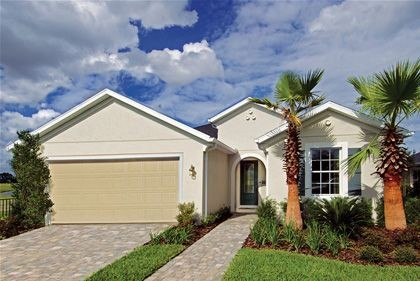Single Family for sales at Grande Champion At Lpga International - Plan 1865 Modeled 212 Grande Sunningdale Loop Daytona Beach, Florida 32124 United States