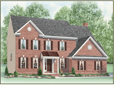 Single Family for sales at Turnbury Run - The Durham Disney Rd. & Stanley Ln. Severn, Maryland 21144 United States