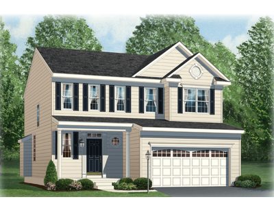 Single Family for sales at Stonepointe - The Bedford 7805 Silver Moon Court Severn, Maryland 21144 United States