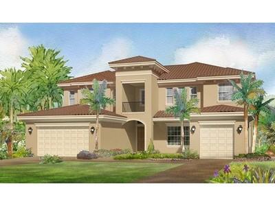 Single Family for sales at The Falls Of Jensen Beach - Andros - Preliminary 2096 Nw Diamond Creek Way Jensen Beach, Florida 34957 United States