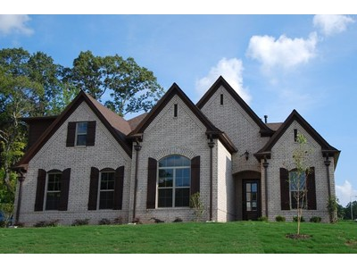 Single Family for sales at Heritage Oaks - Montgomery 1203 Heritage Lake Drive Hernando, Mississippi 38632 United States