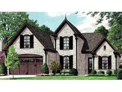 Single Family for sales at Oaklawn Estates - Trenton 2011 South Bend Drive Cordova, Tennessee 38016 United States