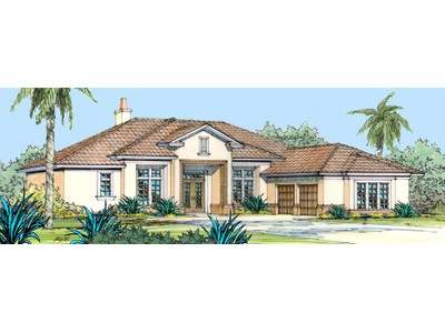 Single Family for sales at London Bay Homes - Naples - Severina 9130 Galleria Court Naples, Florida 34109 United States