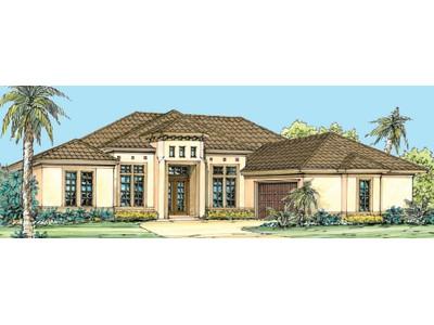 Single Family for sales at Mediterra - Renata 15836 Savona Way Naples, Florida 34110 United States
