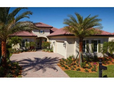 Single Family for sales at Bettina 16799 Cabreo Dr. Naples, Florida 34110 United States