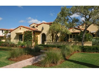 Single Family for sales at Mediterra - Plan Iv 15836 Savona Way Naples, Florida 34110 United States