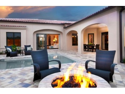 Single Family for sales at Mediterra - Giulia 15836 Savona Way Naples, Florida 34110 United States