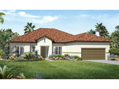 Single Family for sales at Bella Lago - Hunter 1700 Bella Lago Drive Clermont, Florida 34711 United States