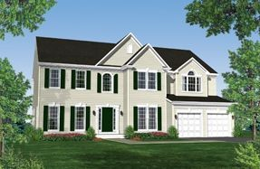 Single Family for sales at Marley Run - Augusta 1535 Marlin Lane Huntingtown, Maryland 20639 United States