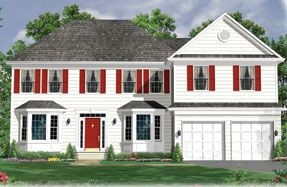 Single Family for sales at Marley Run - Victoria 1535 Marlin Lane Huntingtown, Maryland 20639 United States