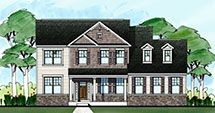 Single Family for sales at Marley Run - Woodcrest 1535 Marlin Lane Huntingtown, Maryland 20639 United States