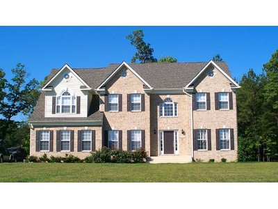 Single Family for sales at Marley Run - Avenel 1535 Marlin Lane Huntingtown, Maryland 20639 United States