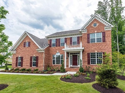 Single Family for sales at Saddlebrook Estates - Aspen 8820 Race Track Road Bowie, Maryland 20720 United States