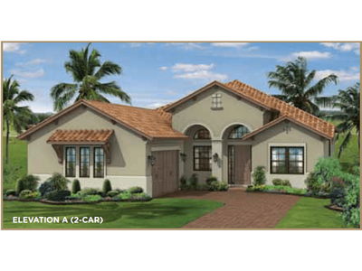 Single Family for sales at Twineagles - Inverness 12405 Lockford Lane Naples, Florida 34120 United States
