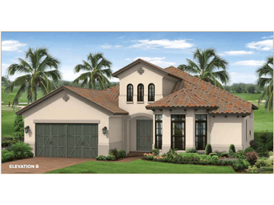 Single Family for sales at Twineagles - Turnberry 12405 Lockford Lane Naples, Florida 34120 United States