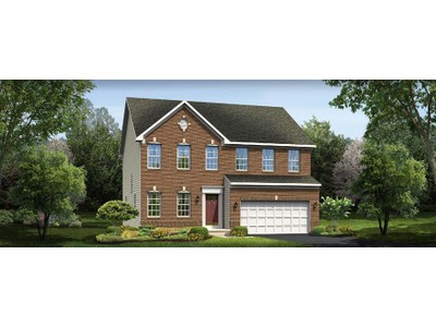 Single Family for sales at Loudoun Crossing - Venice 41499 Green Paddock Circle Aldie, Virginia 20105 United States