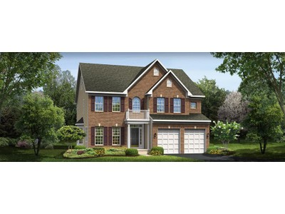 Single Family for sales at Virginia Manor - Executive Series - Jasmine Grove 42035 Braddock Road Aldie, Virginia 20105 United States