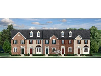Multi Family for sales at Linton At Ballenger Townhomes - Mozart 4901 Jack Linton Dr. North Frederick, Maryland 21703 United States