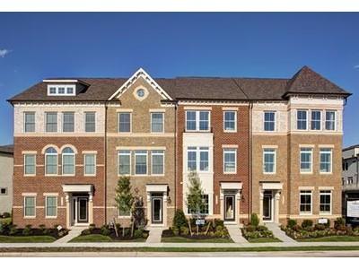 Multi Family for sales at One Loudoun Luxury Townhomes - John Jacob Astor 44719 Collingdale Terrace Ashburn, Virginia 20147 United States