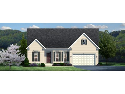 Single Family for sales at Cannon Bluff Single Family Homes - Traditional - Springhaven 2127 Brigade Circle Frederick, Maryland 21702 United States