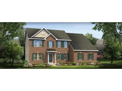 Single Family for sales at Stonegate Estates - Ravenna 3517 Captain Wendell Pruitt Way Fort Washington, Maryland 20744 United States