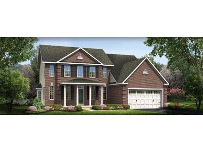 Single Family for sales at Hampton Reserve - Victoria Falls 8830 Chrisanthe Court Fairfax Station, Virginia 22039 United States