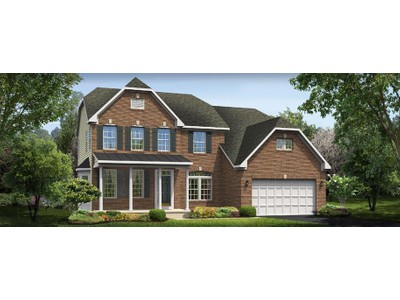 Single Family for sales at Hampton Reserve - Oberlin Terrace 8830 Chrisanthe Court Fairfax Station, Virginia 22039 United States