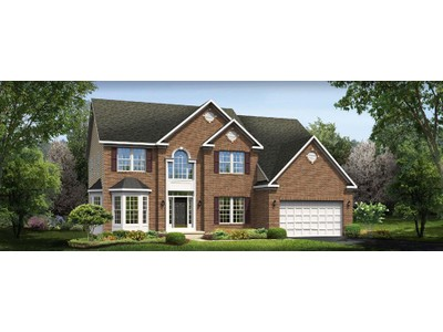 Single Family for sales at Cardinal Grove - Avalon 15612 Wingspan Drive Woodbridge, Virginia 22193 United States