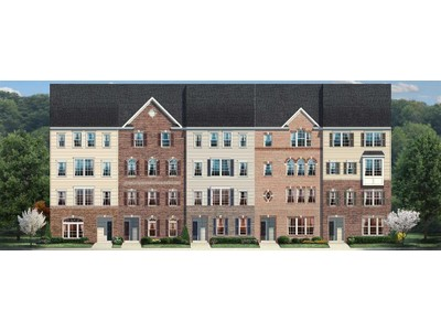 Multi Family for sales at Linton At Ballenger Townhome Condominiums With Garage - Matisse (4a) 4901 Jack Linton Dr. North Frederick, Maryland 21703 United States