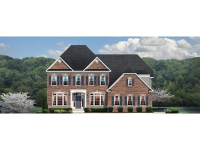 Single Family for sales at Hampton Reserve - Ellington 8830 Chrisanthe Court Fairfax Station, Virginia 22039 United States