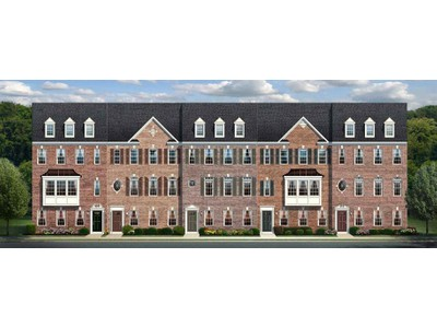 Multi Family for sales at Loudoun Crossing Townhomes - Lafayette 41499 Green Paddock Circle Aldie, Virginia 20105 United States