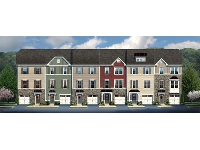 Multi Family for sales at Westridge Townhomes - Mozart Now Selling Off-Site: 25291 Kilkeen Way Aldie, Virginia 20105 United States