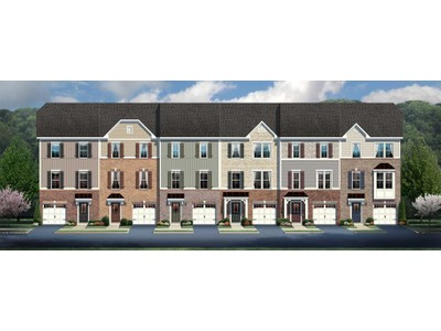 Multi Family for sales at Westridge Townhomes - Strauss Now Selling Off-Site: 25291 Kilkeen Way Aldie, Virginia 20105 United States