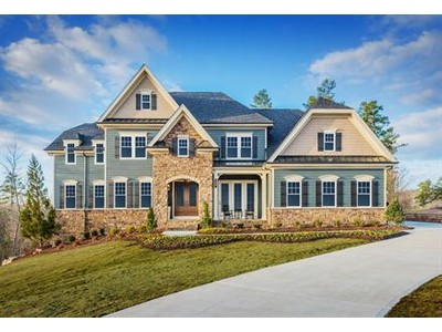 Single Family for sales at Stuarts Crossing - Regent'S Park Ii 7300 Bull Run Post Office Rd Centreville, Virginia 20121 United States