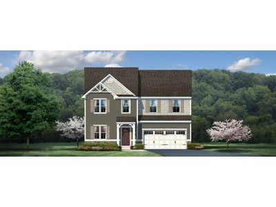 Single Family for sales at Loudoun Crossing - Naples 41499 Green Paddock Circle Aldie, Virginia 20105 United States
