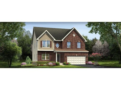 Single Family for sales at Virginia Manor - Executive Series - Rome 42035 Braddock Road Aldie, Virginia 20105 United States