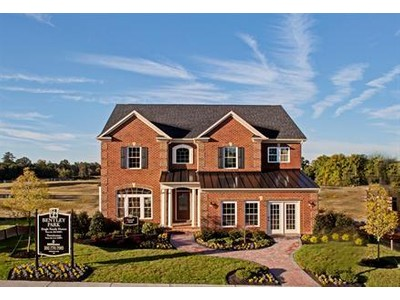 Single Family for sales at Wentworth Green - Roosevelt Sovereign Way Gainesville, Virginia 20155 United States