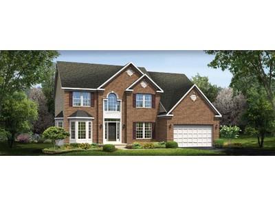 Single Family for sales at Estates At Lee's Parke - Avalon 5722 Woodbine Court Fredericksburg, Virginia 22407 United States