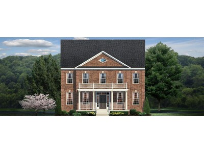 Single Family for sales at Clarksburg Village Single Family Neotraditional Series - Charlotte Bronte 11803 Emerald Green Drive Clarksburg, Maryland 20871 United States